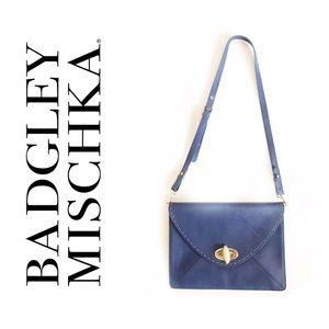 Badgley Mischka Envelope Bag with Adjustable Strap